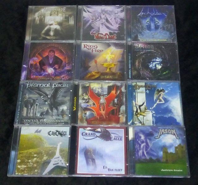 Heavy Metal,Hard Rock,Southern Rock importados e nacionais,confira! - Foto 6