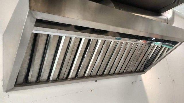 Coifa - Promoção de fritadeiras - Foto 2