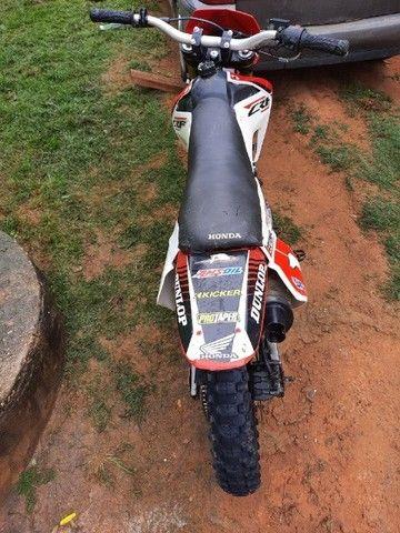Moto trilha preparada ibiuna sp  - Foto 3
