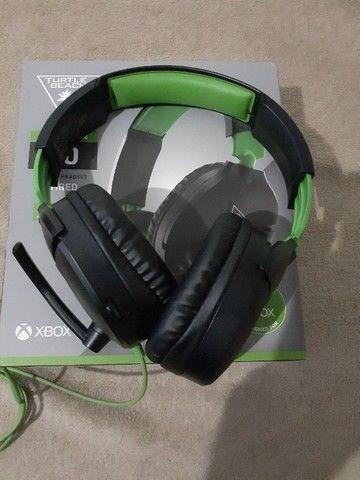 headset Turtle Beach Recon 70 Com Fio, Preto - Xbox  - Foto 3