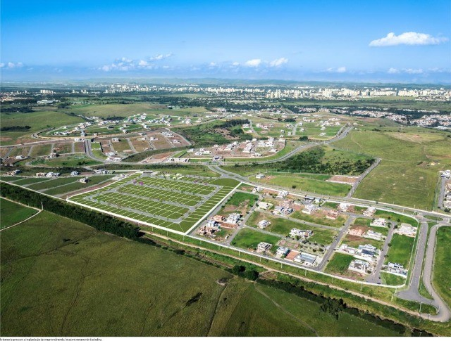 Terreno de 451m² em condomínio de luxo - Foto 4