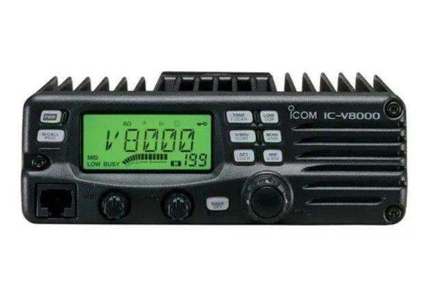 Radio Icom VHF Base IC-V8000 75 Wats - Foto 2
