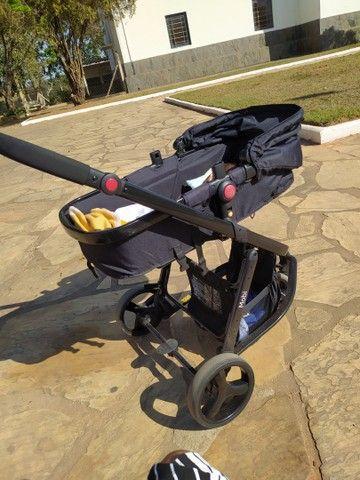 Travel System Mobi Safety 1st, Full Black<br><br> - Foto 3