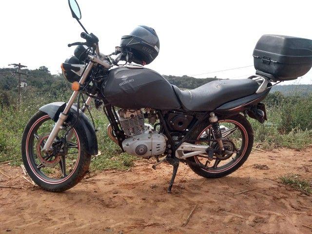 Moto Suzuki YES 125 - Foto 2