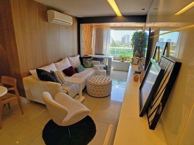 (ESN)TR64311. Apartamento no Luciano Cavalcante com 106m², 3 suítes, 2 vagas - Foto 2