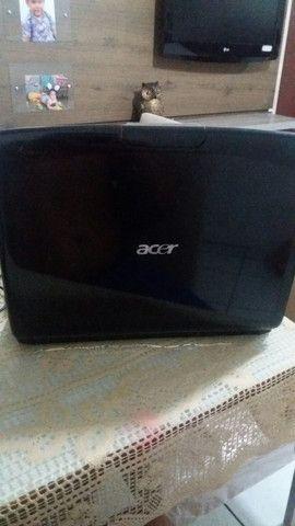 Notebook Acer 5920 para conserto ou retirada de peças  - Foto 4