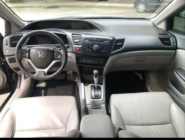 Honda Civic LXR 2015 - Foto 6