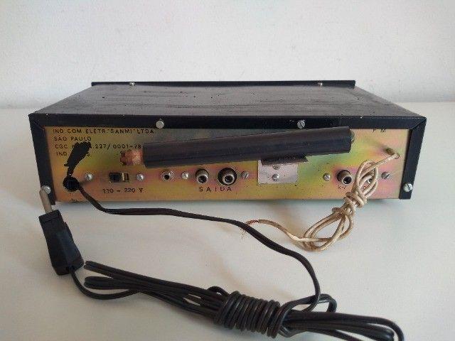 Sintonizador AM FM com receiver - Foto 2