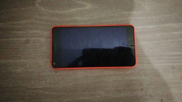 Nokia lumia 640 rm 1109 não está ligando tela quebrada
