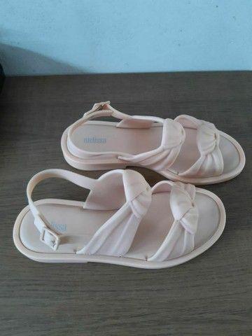 Melissa velvet sandal 36/37 - Foto 2