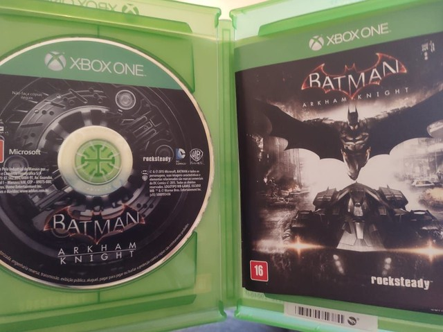 Jogo Xbox One - Batman Arkham Knight - Foto 2