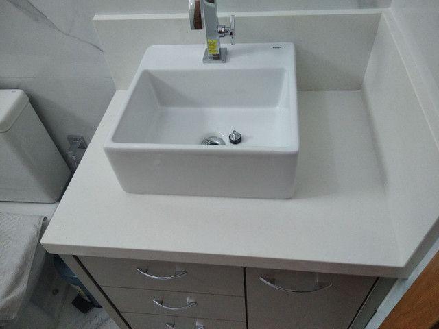 Reforma em mármores e granitos - Foto 5