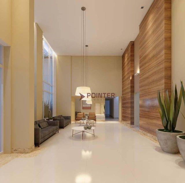 Apartamento com 2 dormitórios à venda, 61 m² por R$ 291.701,76 - Aeroviário - Goiânia/GO - Foto 16