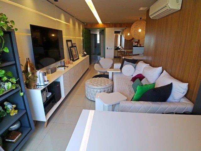 (ESN)TR64311. Apartamento no Luciano Cavalcante com 106m², 3 suítes, 2 vagas - Foto 5
