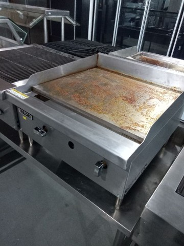 Chapa & Broiler Vulcan 60cm Pronta entrega  - Foto 2