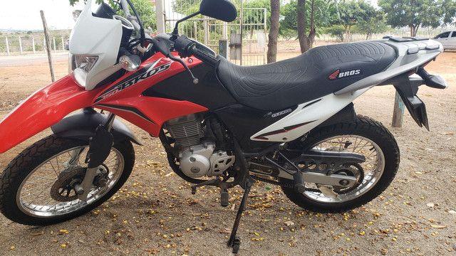 Honda NXR Broz 150 - Estado de Zero