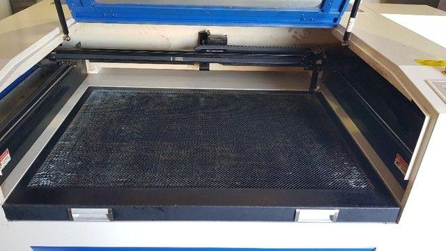 Maquina de corte e gravação a laser - Foto 5