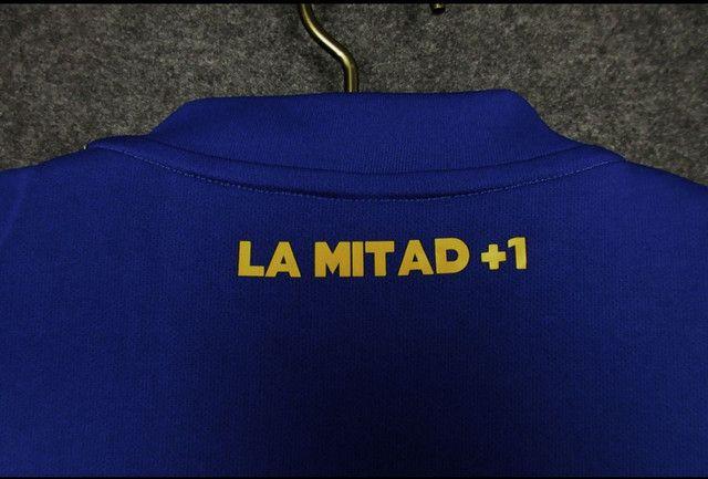 Camisa Boca Juniors 20/21 Nova e na Etiqueta - Foto 3