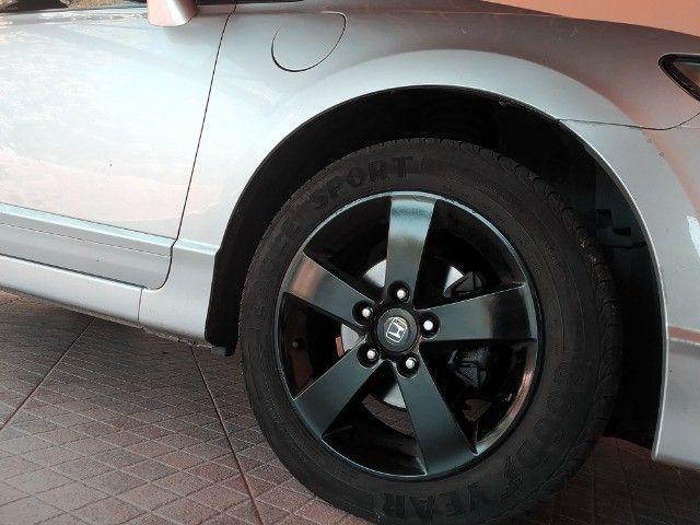 Honda Civic 1.8 LXS 16V Flex 4P Automático - Foto 19