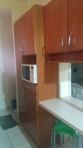 Apartamento 2° pav. n.º 205 - 01 dormitório (2 transformado para um) mobiliado - Cassino - Foto 5