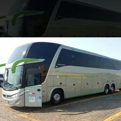 Ônibus paradiso LD g7