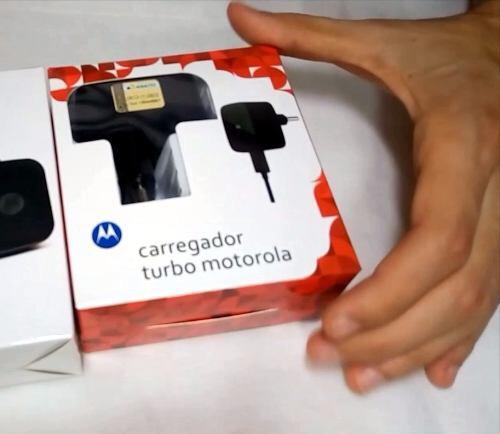 Carregador Motorola Turbo Original Moto G4 G5 X2 Maxx S6 Top