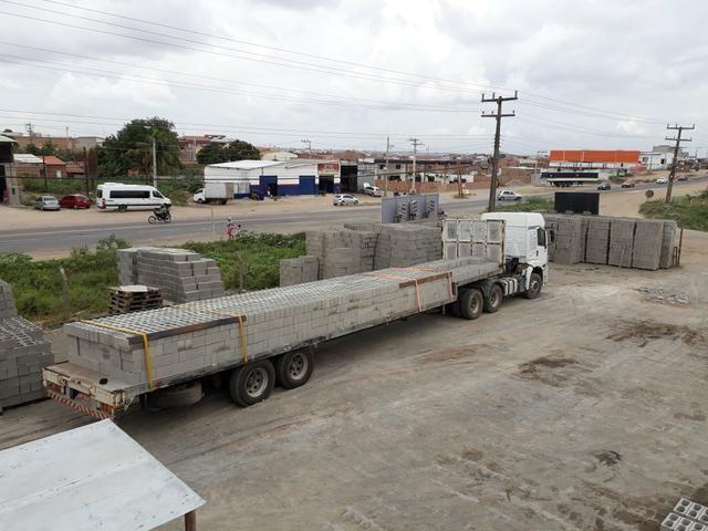Vendo fábrica de pre-moldados bem localizado produzindo com clientes - Foto 5