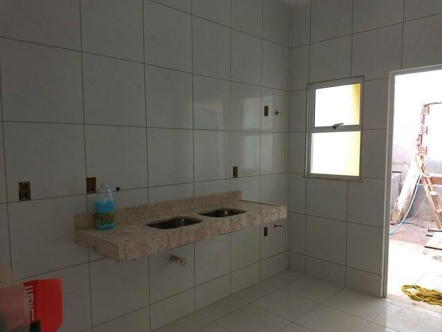 Casas duplex no Eusébio, 3 quartos 4 vagas fino acabamento - Foto 7