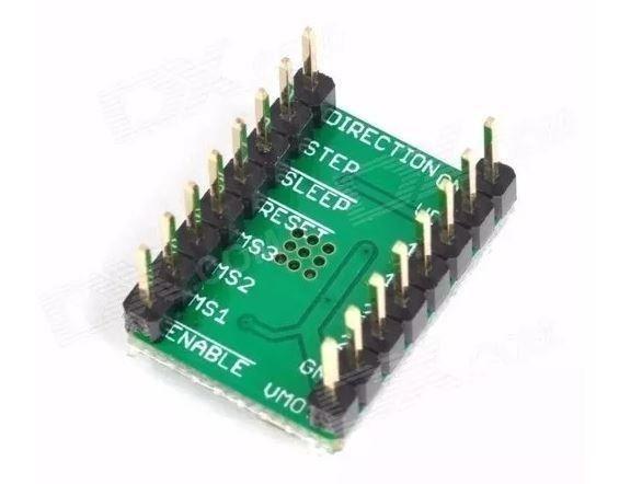 COD-AM142 Driver Motor Passo A4988 Stepstick Reprap Ramps Cnc 3d Arduino Automação Rob - Foto 4