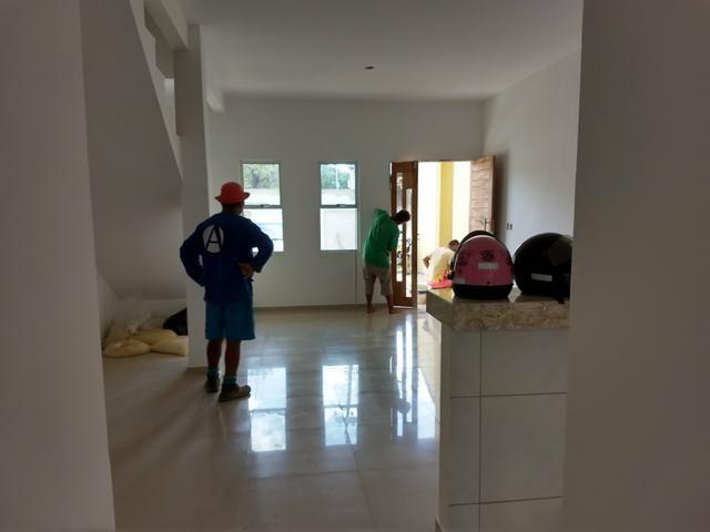 Casas duplex no Eusébio, 3 quartos 4 vagas fino acabamento - Foto 10