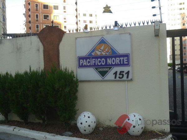 Apartamento  com 2 quartos no Condomínio Pacifico Norte - Bairro Luzia em Aracaju