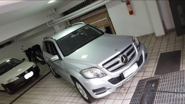 Mercedes GLK 220CDI SUV TOP