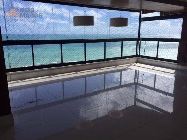Apartamento residencial para locação, Areia Preta, Natal.