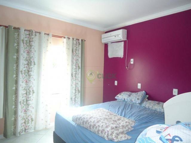Casa com 4 dormitórios à venda, 260 m² por R$ 700.000 - Vila Nova - Joinville/SC - Foto 8