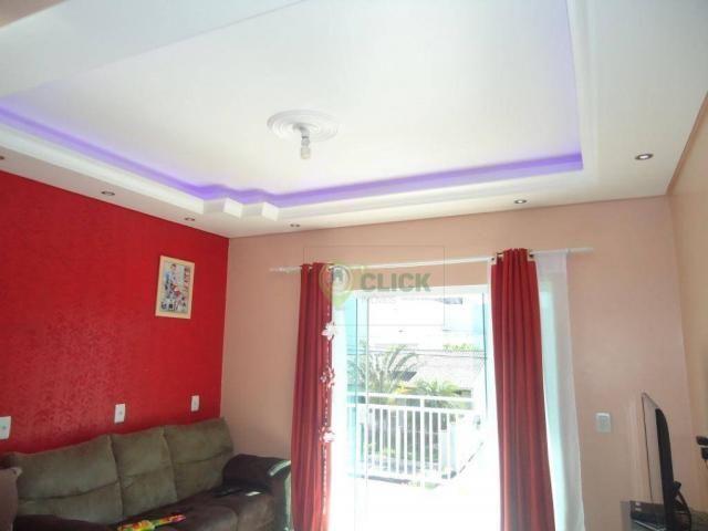 Casa com 4 dormitórios à venda, 260 m² por R$ 700.000 - Vila Nova - Joinville/SC - Foto 6