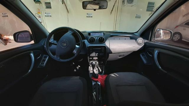Extremamente Confortável Duster Dakar 1.6 Flex 4x2 2014/2014, completo - Foto 7