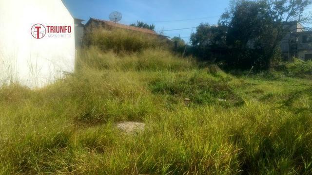Lote de 420 m² a venda no bairro Adeodato - Santa Luzia - Cód 867