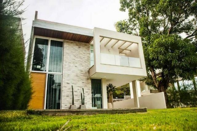 LS:Condomínio De Alto Padrão No Sapiranga|3 ou 4 Suítes,Varanda,3 a 5 Vagas,Lazer Com Golf - Foto 2