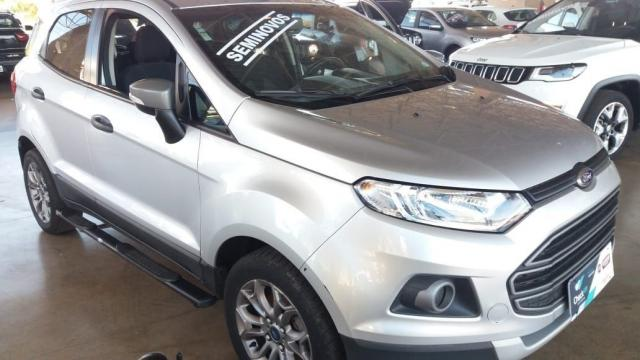 Ford Ecosport ECOSPORT 1.6 FREESTYLE 16V FLEX 4P MANUAL 4P