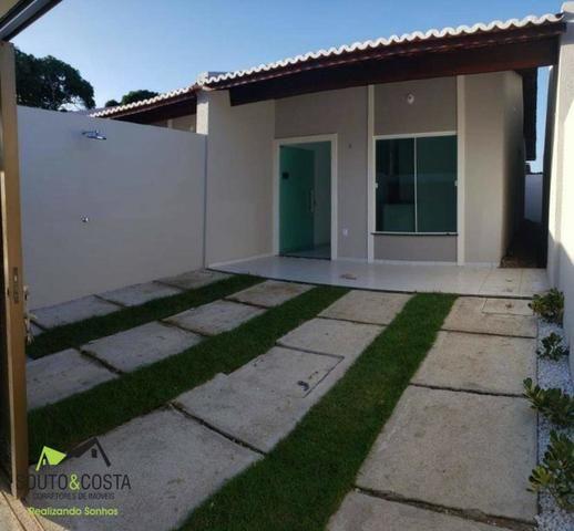 Casa com 2 quartos e acabamento de excelente qualidade. - Foto 2