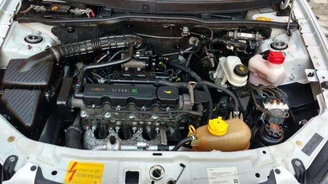 Chevrolet Celta 1.0 Lt Flex Power 5p 2015 - Foto 8