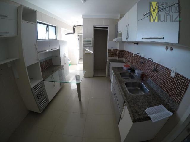 Apartamento com 3 dormitórios à venda, 116 m² por r$ 390.000,00 - cocó - fortaleza/ce - Foto 4