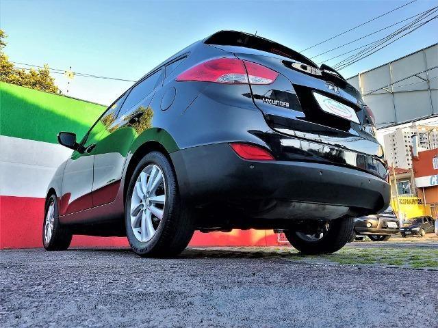 Hyundai IX35 Botão Start, Automática, Top + Kit GNV Última Geração, Baixa km. Lindo Carro! - Foto 9