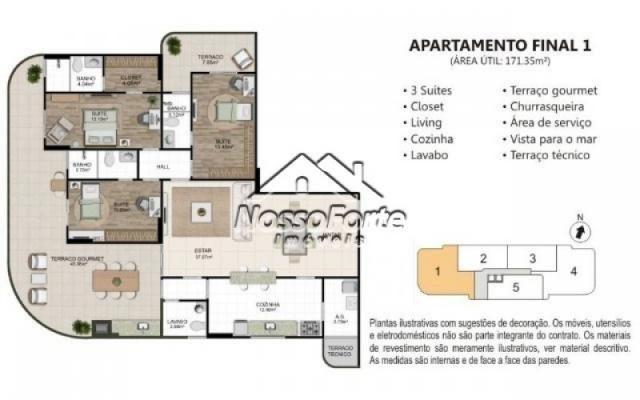 Apartamento na Vila Tupi em Praia Grande - Foto 5