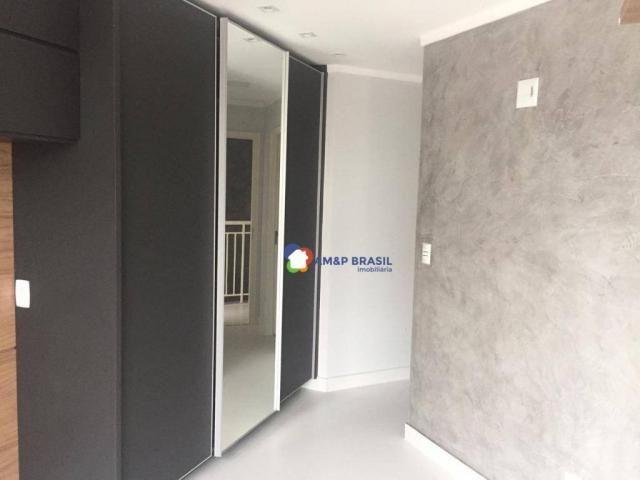 Apartamento Duplex com 2 dormitórios à venda, 80 m² por R$ 620.000,00 - Setor Bueno - Goiâ - Foto 19