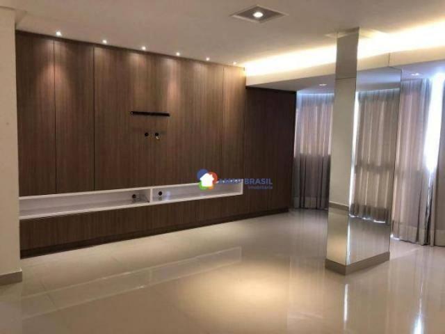 Apartamento com 2 dormitórios à venda, 105 m² por R$ 495.000,00 - Setor Bueno - Goiânia/GO