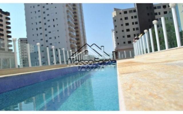 Apartamento Alto Padrão no Caiçara em Praia Grande - Foto 10