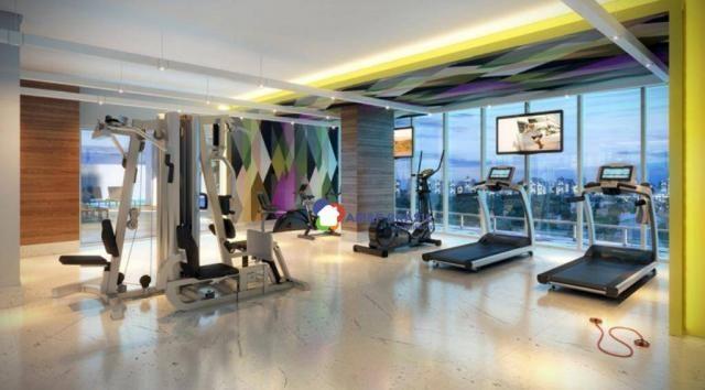 Apartamento com 3 dormitórios à venda, 178 m² por r$ 1.115.500,00 - setor marista - goiâni - Foto 15
