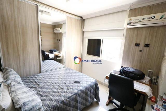 Apartamento com 3 dormitórios à venda, 80 m² por r$ 290.000,00 - setor nova suiça - goiâni - Foto 14