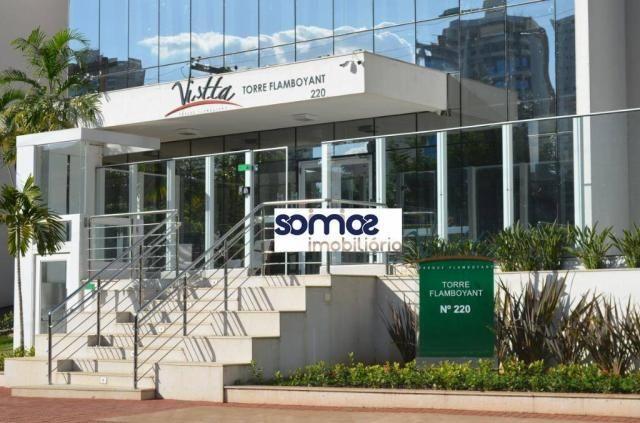 Apartamento com 4 dormitórios à venda, 178 m² por r$ 1.105.000,00 - jardim goiás - goiânia - Foto 20